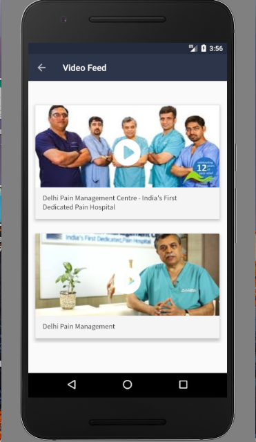 DPMC: Delhi Pain Management Centre- screenshot