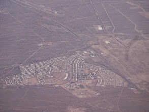 Photo: This is a subdivision somewhere SE of PHX.