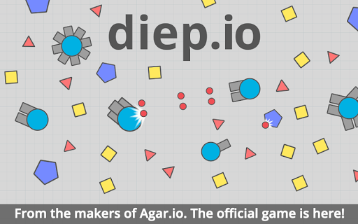 diep.io 1.2.7 Screenshots 1