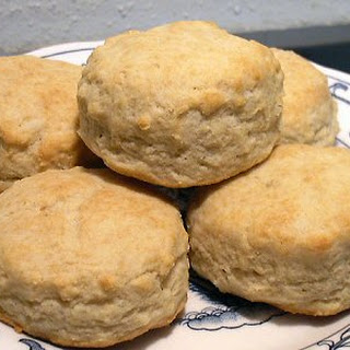 CHEF GREG'S COUNTRY-STYLE BAKING POWDER BISCUITS
