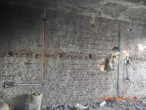 Photo: GF Drawing, TV Side wall Conduiting