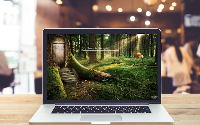 Enchanted Forest HD Wallpapers New Tab Theme