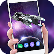 App Galaxy Space Live Wallpaper 2018: 3D Backgrounds APK for Windows Phone