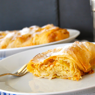 Apple Strudel – The last Word in Apple Cakes