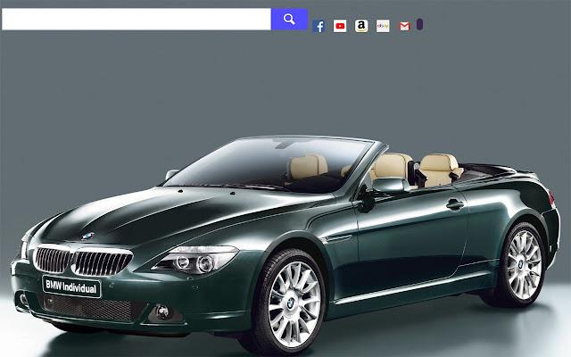 Lamborghini vs BMW HD Wallpapers New Tab