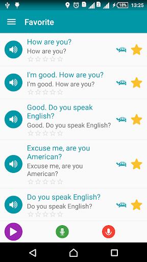 English conversation daily 1.1.7 screenshots 8