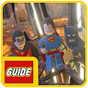 Tips LEGO Super Heroes DC icon