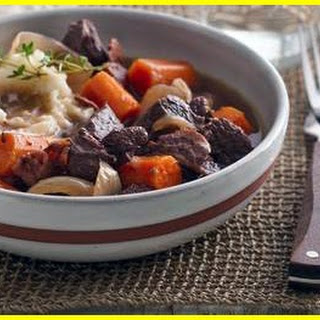 sweet Country Beef Soup