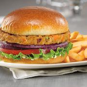 1/3 lb Veggie Burger