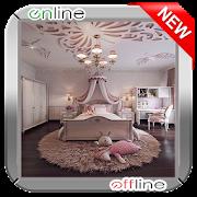 500+ Bedroom Decoration Design Ideas icon