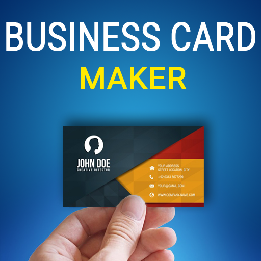Business Card Maker & Designer Visiting Card Maker Aplikacije (APK) slobodan preuzimanje za Android/PC/Windows