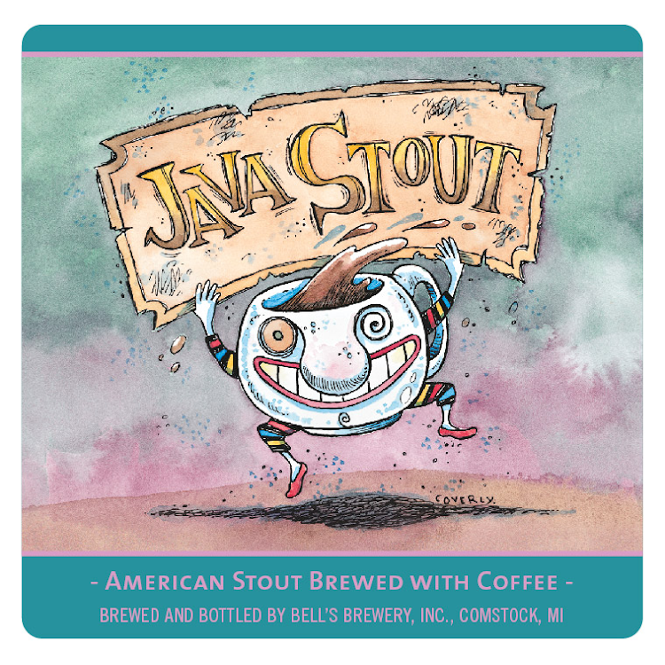 Logo of Bell's Java Stout
