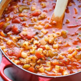 Olive Garden Pasta Fagioli Recipes.