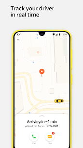 Yandex.Taxi Ride Mod Apk -Hailing Service. Book a ride. 5
