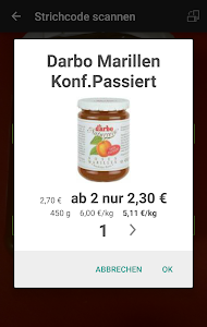 MPREIS Online Supermarkt screenshot 2