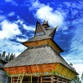 Siwaluh Jabu by Kriswanto Ginting's - Buildings & Architecture Homes ( indonesia,  )
