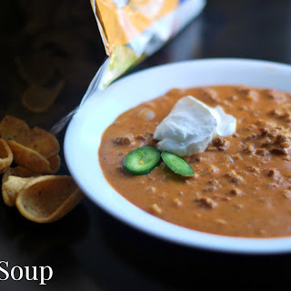 The Best Taco Soup.
