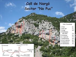 Photo: Lleida/Lérida - COLL DE NARGO - Sector No Puc