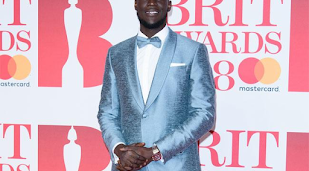 Stormzy joins Noughts and Crosses