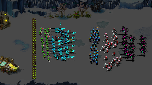 StickMan Defense War - Empire Hero & Tower Defense android2mod screenshots 2