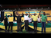 The ANC's new top six leaders have been named at the party's elective conference in Nasrec, Johannesburg. Cyril Ramaphosa was named the new president of the party.  Subscribe to TimesLIVE here: https://www.youtube.com/user/TimesLive