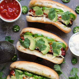 Mexican Hot Dogs Recipes