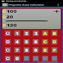 Progwhiz Base Calculator icon