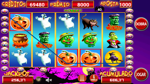 Lucky Halloween Slot 25 Linhas 2.01 screenshots 17