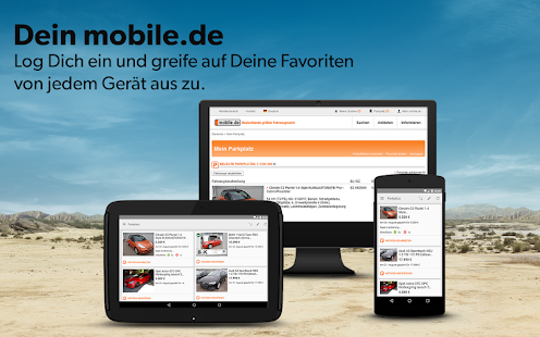 mobile.de - mobile Auto Börse Screenshot