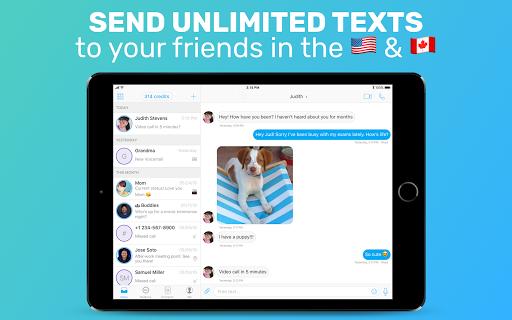 FreeTone Free Calls & Texting screenshot 6