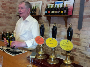 Photo: St. Peter's is known for their bottled beers, but the brewery also cranks out excellent cask ales.