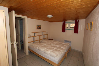 Photo: Vestvendt soveværelse - 2 enkeltsenge - 80x200