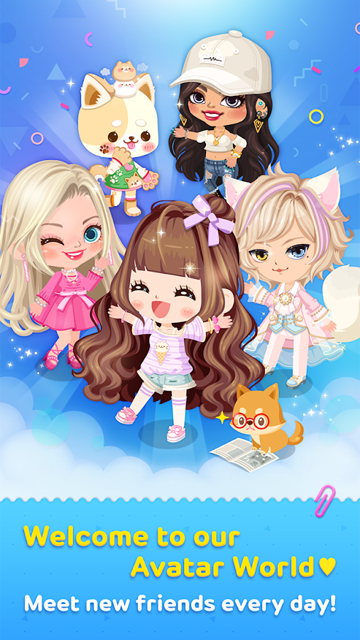 LINE PLAY - Our Avatar World- screenshot