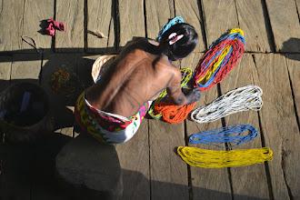 Photo: El colorido indígena de El Yucal