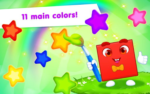Learning shapes and colors for toddlers: kids game 0.2.2 3