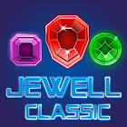 Simple Classic Match 3 Puzzle - Jewel Game icon