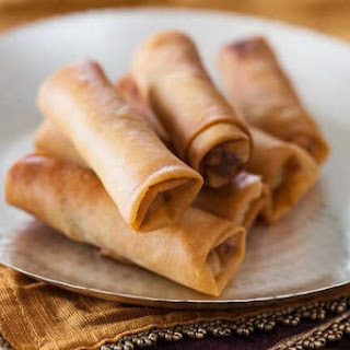Chinese Spring Rolls.