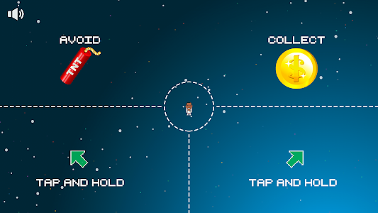 Obama Space Jetpack screenshot 1