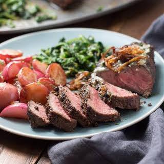 Flat Iron Steak Rub Recipes.