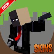 Skins Hitman For Minecraft Apps On Google Play - Skin para minecraft pe hitman