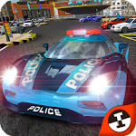 Polic Car Drive 3D 1.1 Apk
