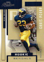 Photo: Chris Perry 2004 Playoff Prestige RC