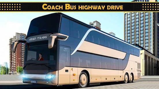 městský autobus přepravce - náhled