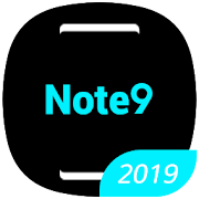 Note 9 Launcher - Galaxy Note8 | Note9 launcher UI