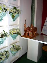 Photo: A Basílica montada em madeira. http://celiamartins.blogspot.com/