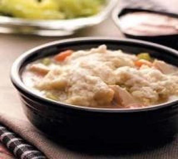 Chicken And Dumplings (weight Watchers) Recipe