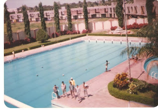 Photo: SHYAM SWIMMING POOL AT COLLEGE CAMPUS