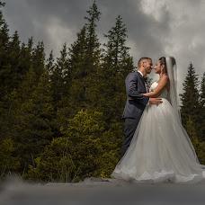 Wedding photographer Danut Moldoveanu (MoldoveanuDanut). Photo of 20.11.2017