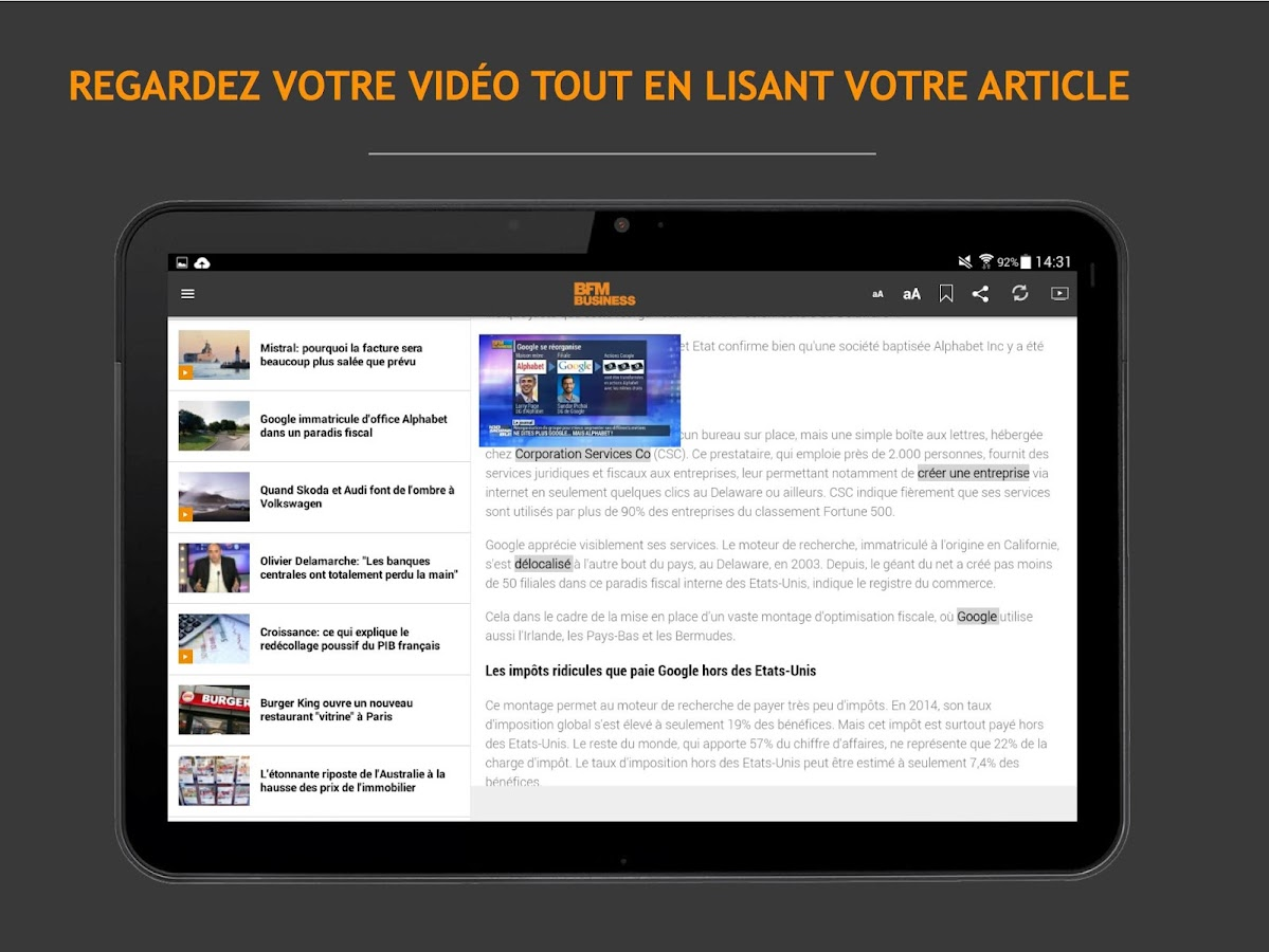 Good Morning In French Google Translate : Bfm business android apps on google play