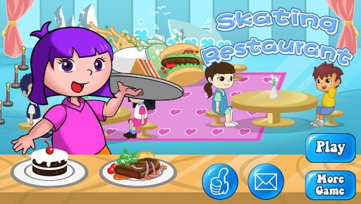 苏菲亚的溜冰酒店快餐厅 - 免费游戏